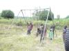 Swing Set in Uganda